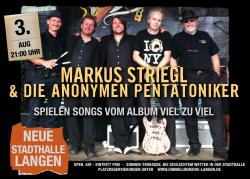 Markus Stadthalle Pentas